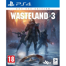 JV PS4 WASTELAND 3 D1 ED