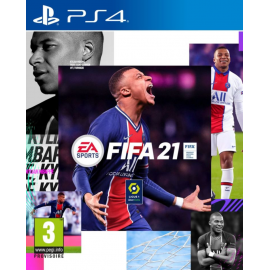 JEU VIDEO PS4 FIFA 21