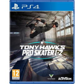 J PS4 TONY HAWK PRO SKATER 1 2