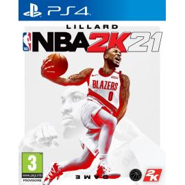 J PS4 VIDEO NBA 2K21 STANDARD
