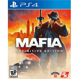 J PS4 MAFIA DEFINITIVE EDITION