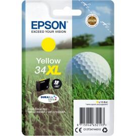 CART EPSON N 34XL JAUNE