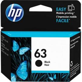 CART.HP HP2130 N63XL NOIRE