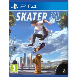 JV PS4 SKATER XL