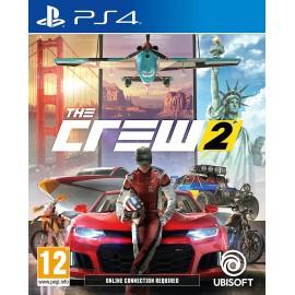 J PS4 THE CREW 2