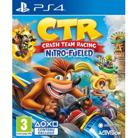 J PS4 CRASH TEAM RACING NF