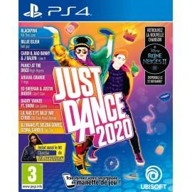 J PS4 JUST DANCE 2020
