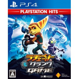 J PS4 RATCHET CLANK HITS