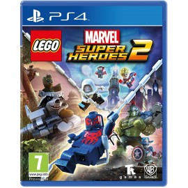 J PS4 LEGO MARV SUPER HEROES 2