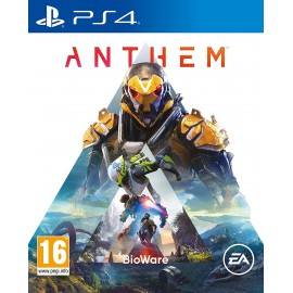 J PS4 ANTHEM