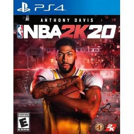 J PS4 NBA 2K20
