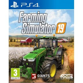 FARMING SIMULATION 19 PS4