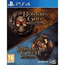 BALDUR GATE 1 ET 2  PS4
