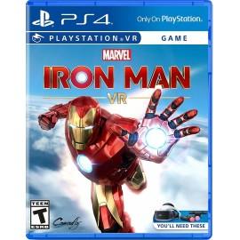 JV PS4 IRON MAN VR