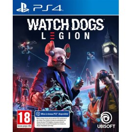 JV WATCH DOGS LEGION ED PS4