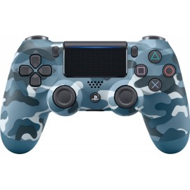 DUAL SHOCK 4 BLUE CAMOUFLAGE