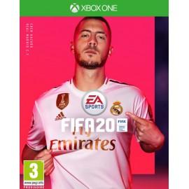 J XONE FIFA 20