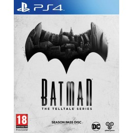 PS4 BATMAN TELLTALE REEDITION