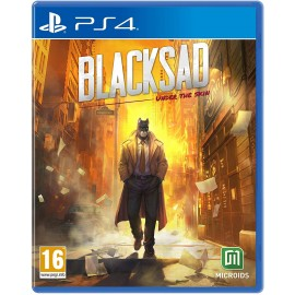 PS4 BLACKSAD
