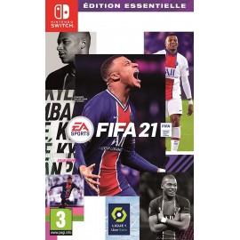 JEU SWITCH FIFA 21
