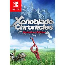 XENOBLADE CHRONICLES DE SWITCH