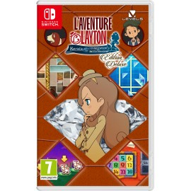 J SWITCH AVENTURE LAYTON DELUX