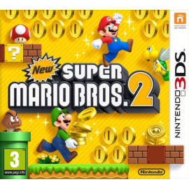 J/3DS NEW SUPER MARIO BROS 2