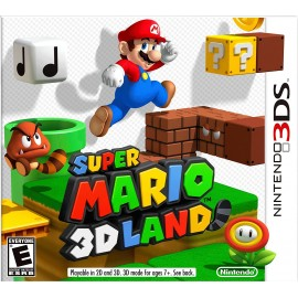 J 3DS SUPER MARIO 3D LAND