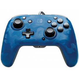 MANETTE SWITCH PDP WIRED BLEU