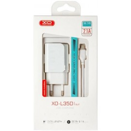 XO L35D CHARGER USB TYPE C  WH