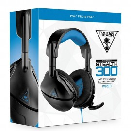 CASQUE 335002 STEALTH 300P PS4
