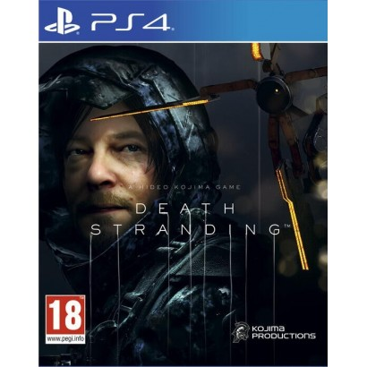 J PS4 DEATH STRANDING