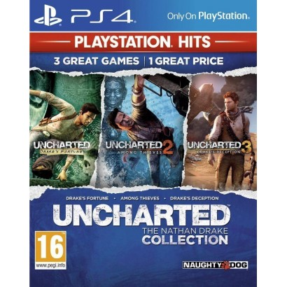 UNCHARTED DRAKE COLL HITS P4