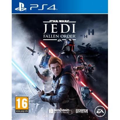 J PS4 STAR WARS JEDI