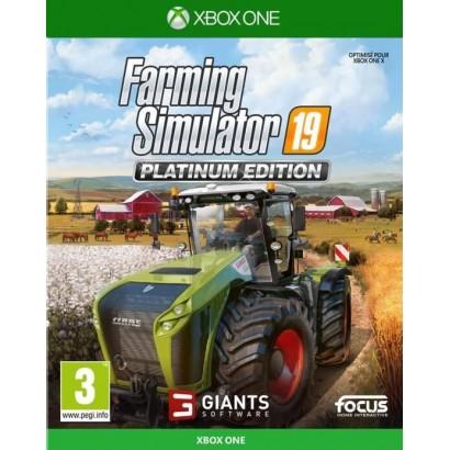 XB FARMING SIMULATOR 19 EP