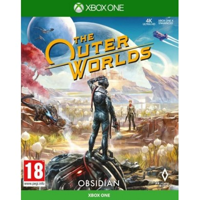 XBOX THE OUTER WORLDS