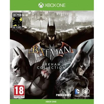 XBOX BATMAN ARKHAM COLLECTION