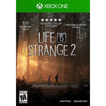 LIFE IS STRANGE 2 XBOX