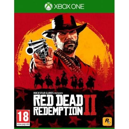 RED DEAD REDEMPTION 2 XONE VF