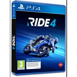 JV PS4 RIDE 4