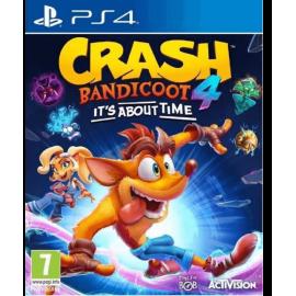 J PS4 CRASH BANDICOOT