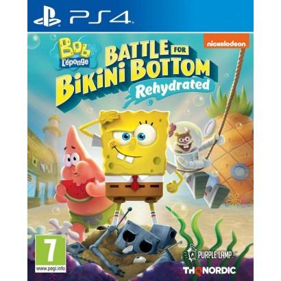 BATTLE FOR BIKINI BOTTOM PS4