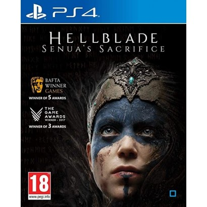 PS4 HELLBLADE SEN SACRIFICE