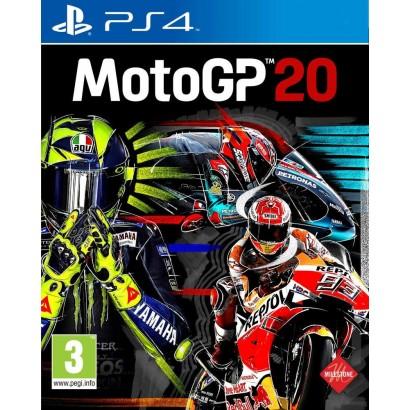 JV PS4 MOTO GP 2020