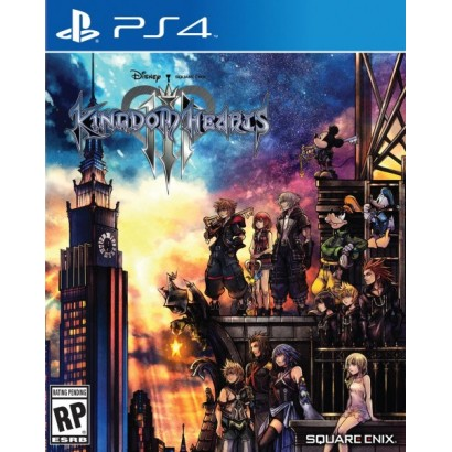 JV PS4 KINGDOM HEARTS