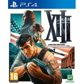 JV PS4 XIII EDITION LIMITEE