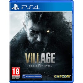 JV PS4 RESIDENT EVIL VILLAGE