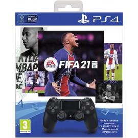 MANETTE DUAL SHOCK   FIFA 21