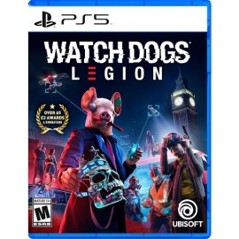 WTCH DOGS LEG PS5 VF