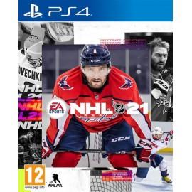 JV PS4 NHL 21